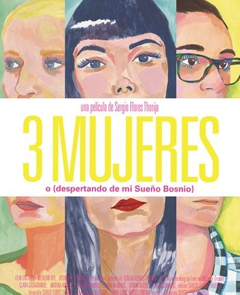 3MUJERES poster c 350